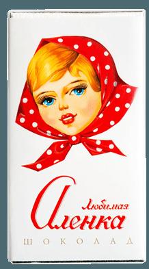 Шоколад Коммунарка Любимая Алёнка