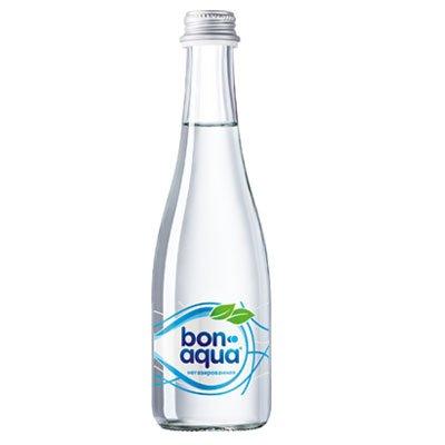 Бонаква негазированная 0.33 л.