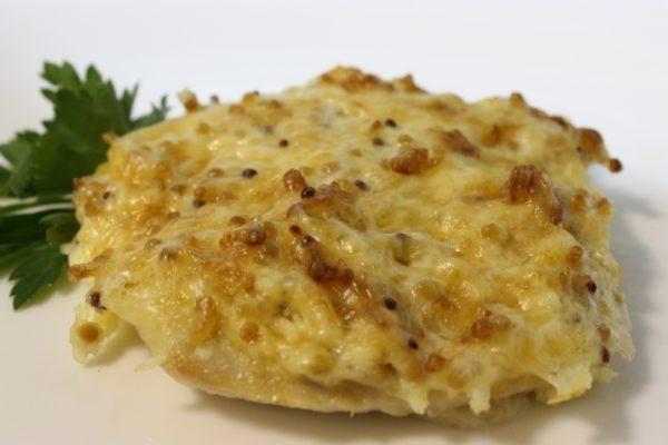 Филе цыпленка с французской горчицей