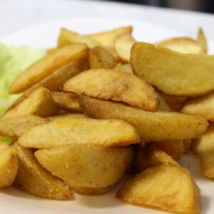 Картофельные дольки 6