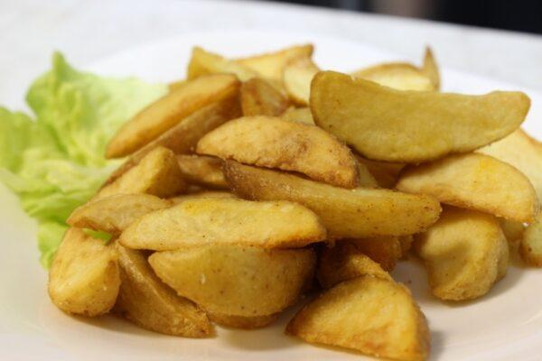Картофельные дольки 3