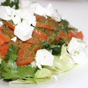 """Овощной салат """"Italiano"""" 1"""