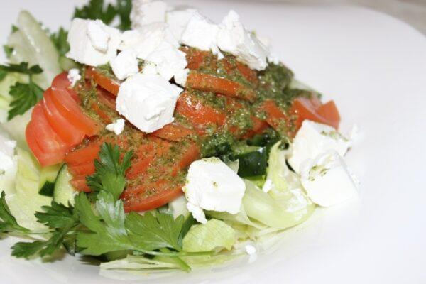 """Овощной салат """"Italiano"""" 3"""