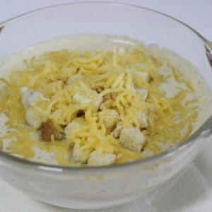 Кремовый суп с шампиньонами 6