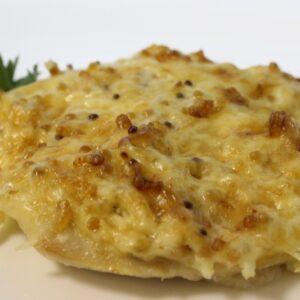 Филе цыпленка с французской горчицей 3