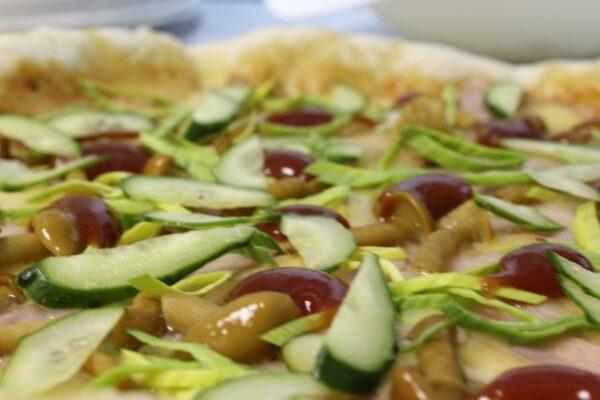 Пицца Лацио 3