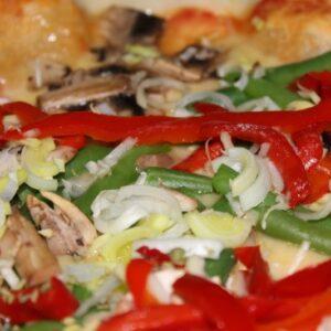 Пицца Вегетарианская 17